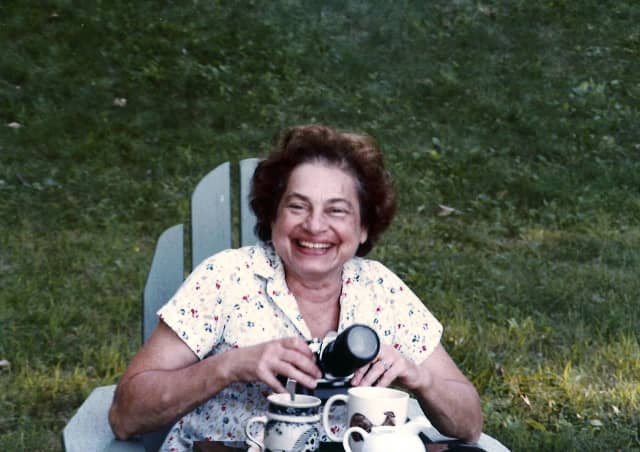 Jeanne Greenebaum loved to spend time at Lake Truesdale.