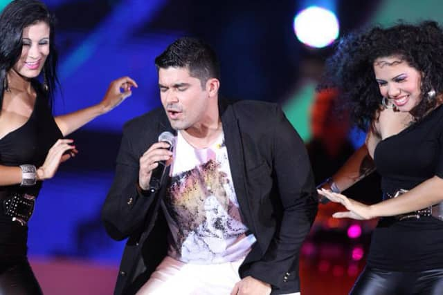 Jerry Rivera will perform Feb. 12 at Bergen Perfoming Arts Center in Englewood.