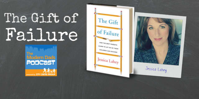 """Jessica Lahey will discuss her book, """"The Gift of Failure,"""" at Scarsdale Middle School"""