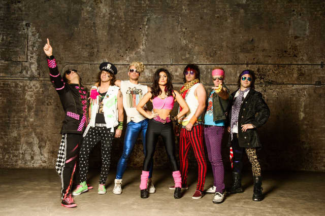 Jessie's Girl will recreate the '80s on July 8.