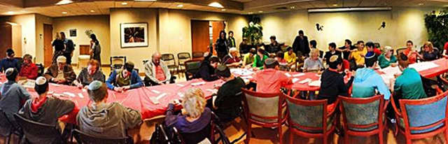 "The Jewish Home senior center will be hosting a ""Sweetheart Social"" in February."
