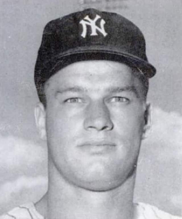Retired baseball player Jim Bouton, a native of Ridgewood