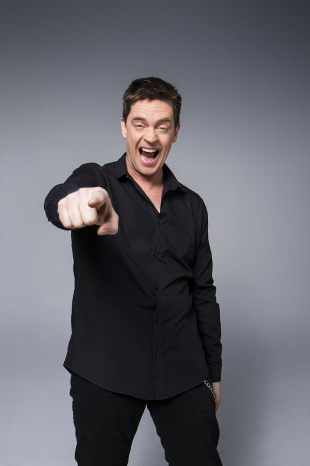 Comedian Jim Breuer will perform at the Ridgefield Playhouse on Thursday.