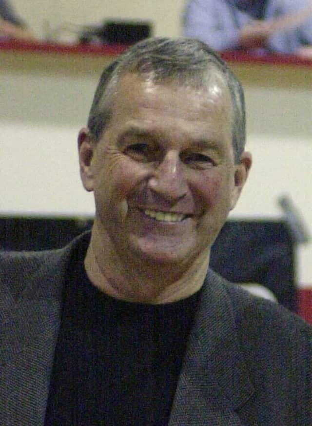 Former UConn coach Jim Calhoun