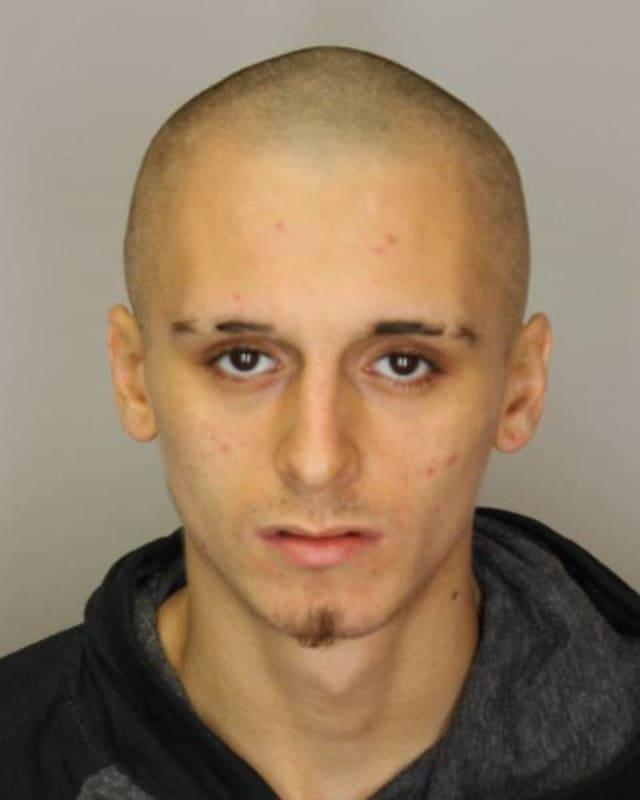 19-year-old Bill Jimenez, Jr. of Hyde Park