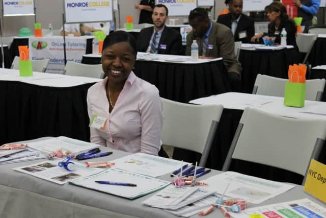 More than 20 businesses seeking employees and interns for seasonal, part-time and full-time work will be attending the Youth Job Fair at Monroe College Athletic Complex in New Rochelle.