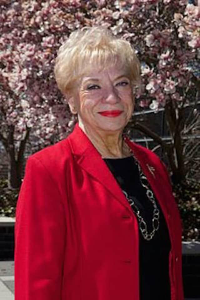 Freeholder Chairwoman Joan Voss.