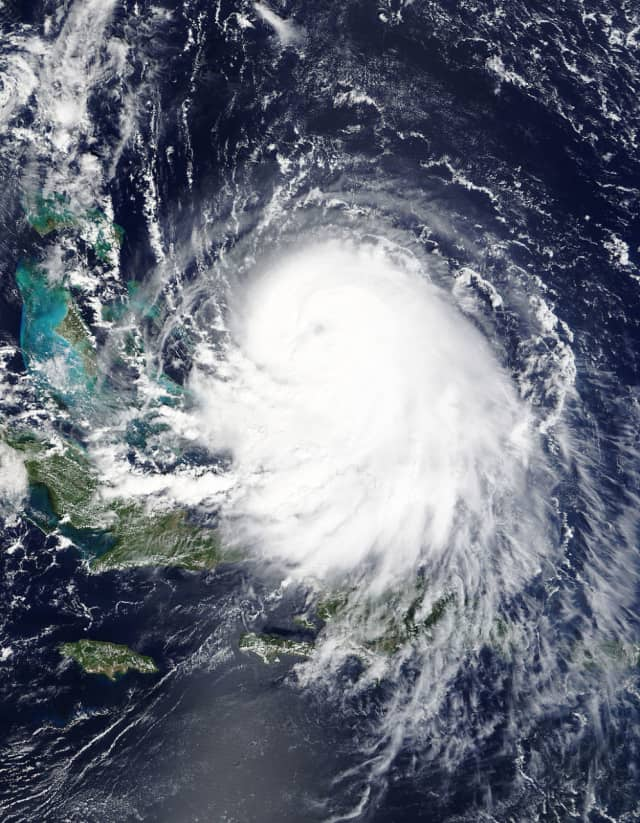 Gov. Chris Christie has declared a state of emergency in anticipation of Hurricane Joaquin.