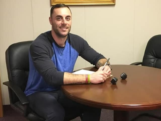 Joseph Barbato, president of the Veterans Student Organization at Ramapo, is an Army veteran who grew up in the Haskell section of Wanaque and graduated from Depaul Catholic High School in Wayne.