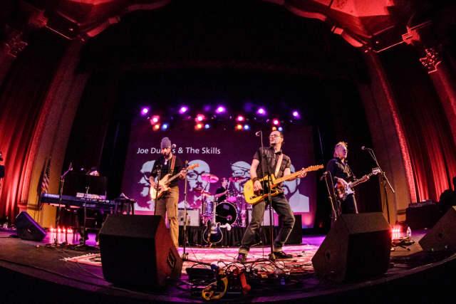 Peekskill band Joe Duraes & The Skills.