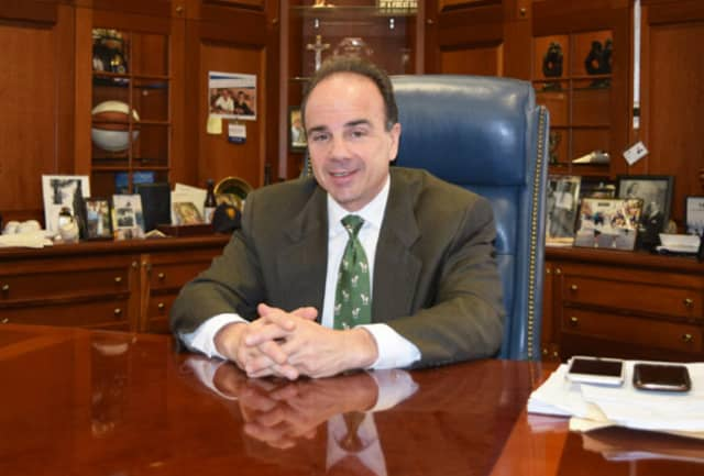 Bridgeport Mayor Joe Ganim keeps coming back.