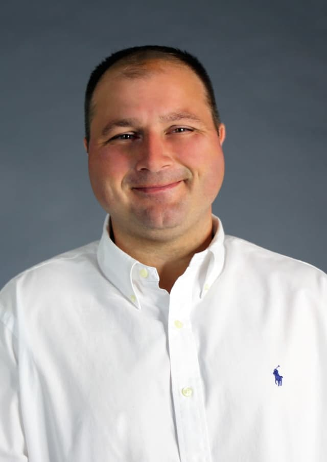 John Manganiello is the new head of the Beacon School in Stamford