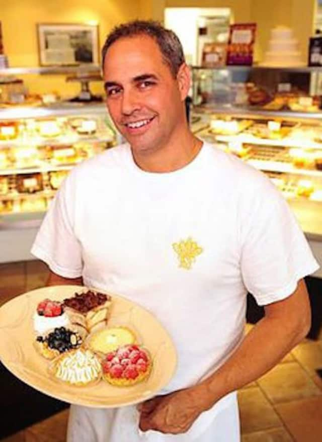 John Barricelli, owner of SoNo Baking Company, is the featured speaker at the Nov. 13 Harvest Table fundraiser at the Italian Center in Stamford.