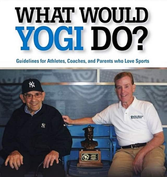 "John McCarthy, author of ""What Would Yogi Do?"", will present ""Creating a Culture of Healthy Competition"" at the Ridgewood Library."