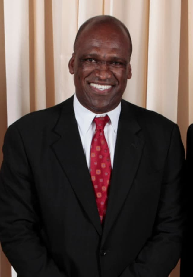 Dobbs Ferry resident and former U.N. official John Ashe