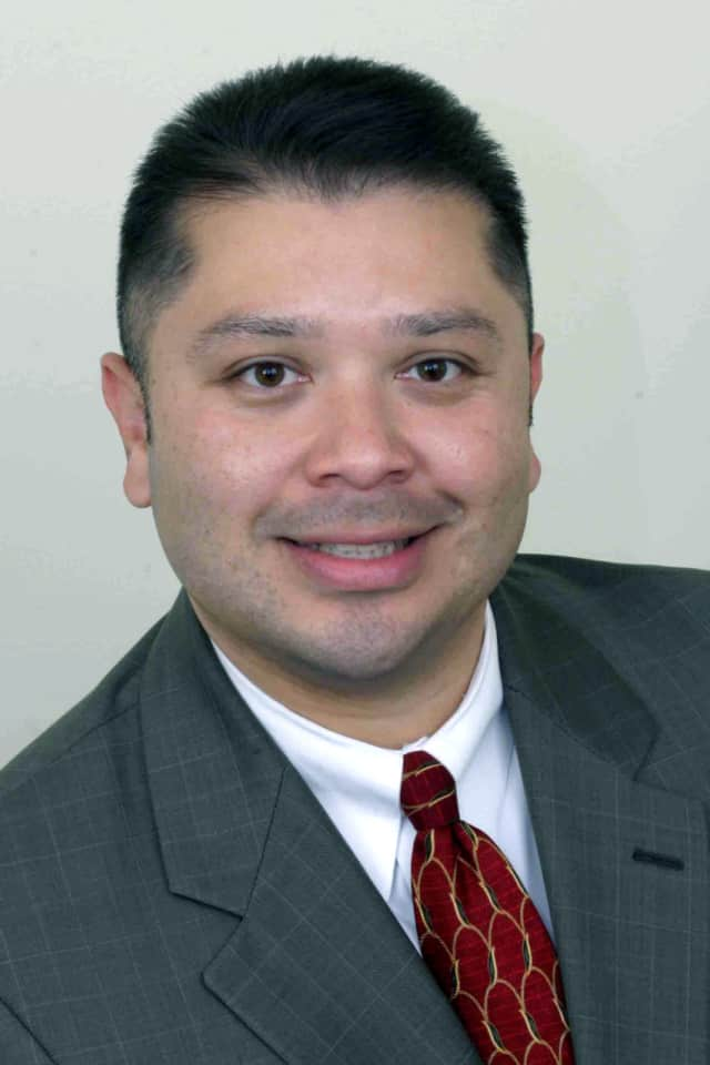 Raul Ruisanchez, manager of the Weichert, Realtors Fort Lee office