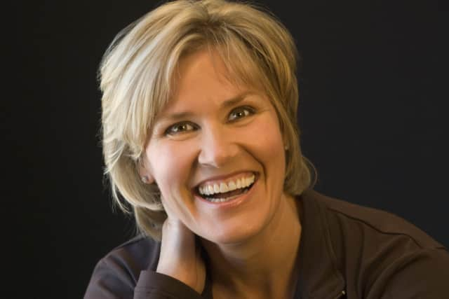 Julie Pryor, owner of New Canaan's Pryority Wellness.