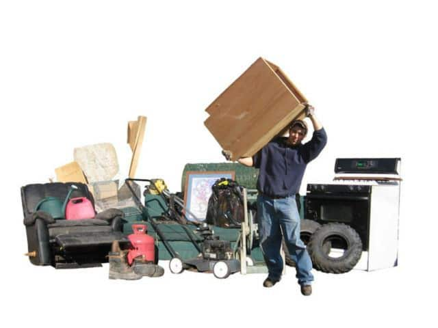 The Darien Department of Public Works will begin picking up bulk items on April 5. Go online to register.