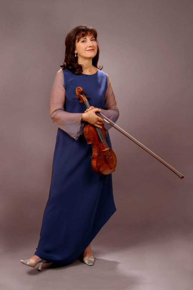 """Goldens Bridge resident Ani Kavafian will perform """"Les Liaisons Musicale"""" in South Salem."""