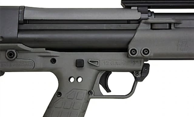 Kel-Tec KSG 12-gauge