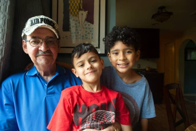 The combined effort between Good Samaritan Hospital and Westchester Medical Center helped facilitate a double-organ transplant for Nelson Cintron.