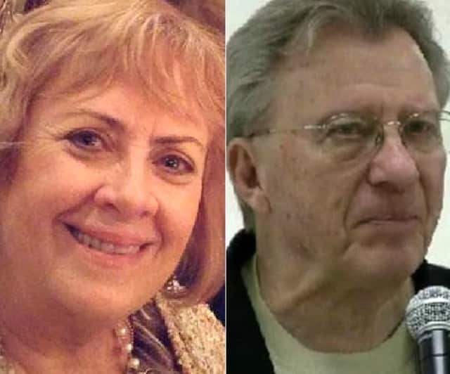 Carol Karels, Barry Sheinkopf