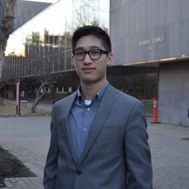 Karlito Almeda, of Mahwah, is among the Ramapo College of New Jersey students advocating the school to become a sanctuary campus.
