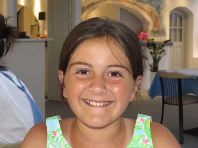 Kate Papadatos of Norwalk Save the Children
