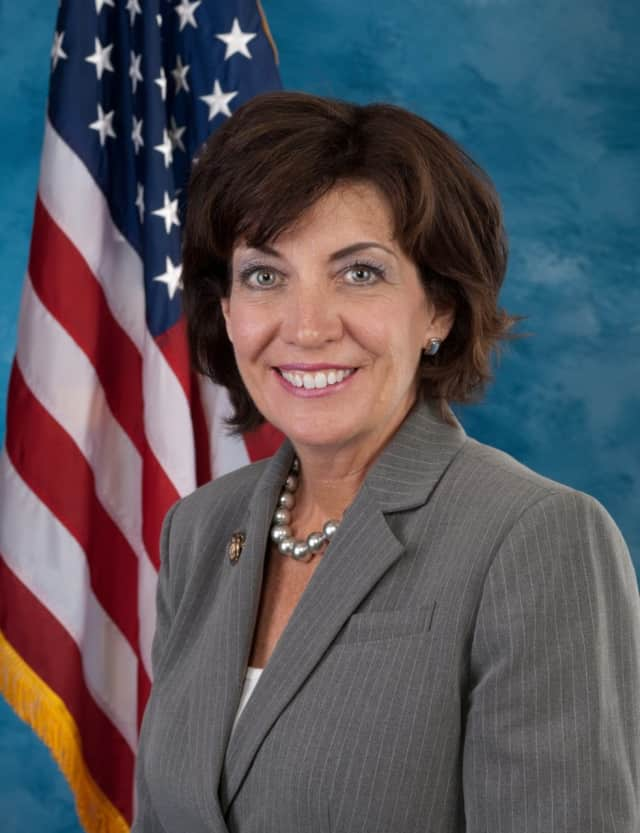 Lt. Gov. Kathy Hochul will speak on the topic of sexual violence at colleges and universities Tuesday.