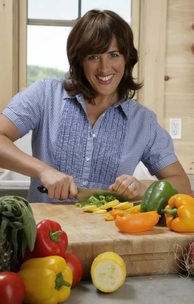 Lifestyle guru Katie Brown will be on hand at the launch fo Westport Library's new Cookbook Club.