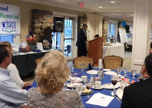 A recent golf tournament helped raise money to benefit Boys & Girls Village in Bridgeport.