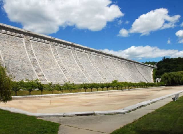 A man in his 50s was found dead at Kensico Dam Park in Valhalla.