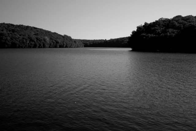 Kensico Reservoir.