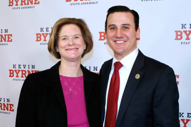 Mary Beth Murphy endorsed Kevin Byrne.