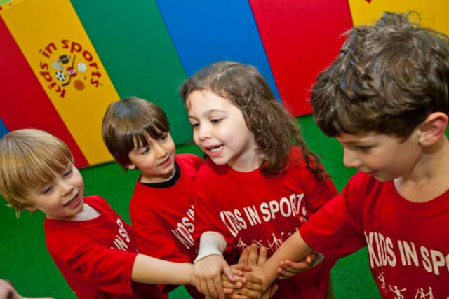 Kids in Sports is opening a new facility in Scarsdale.