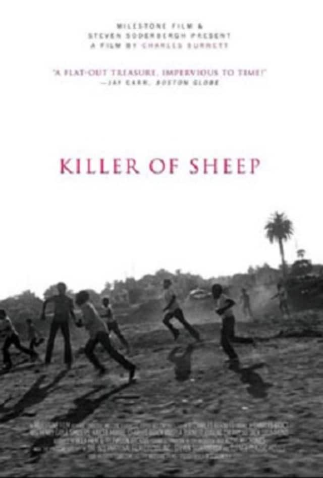 "The Paterson Free Public Library is screening ""Killer of Sheep"" Tuesday."