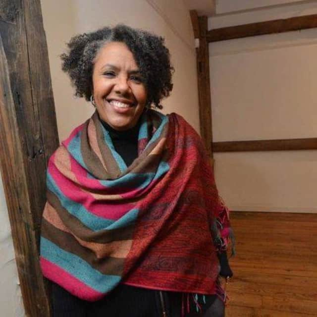 """Westport resident Kimberly Wilson has her own one-woman show, """"A JOURNEY."""""""