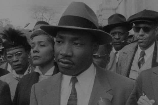 The Beekman Library is hosting a children's presentation honoring Martin Luther King.