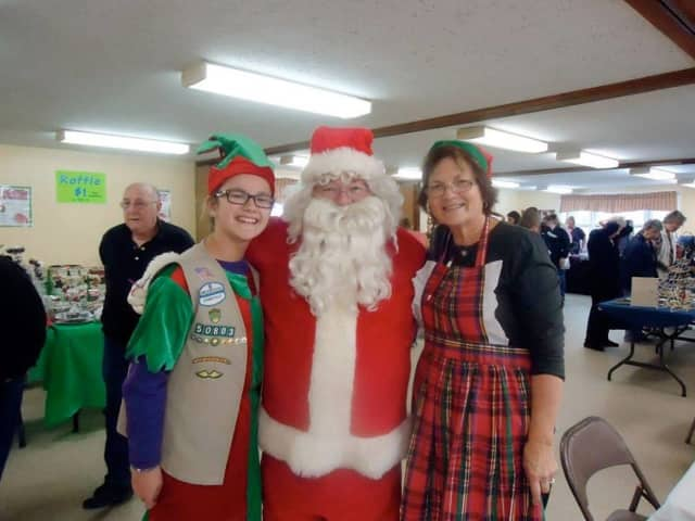 People are invited to get into the spirit of the season and start their holiday shopping early at the King Street United Church of Christ's annual holiday fair.