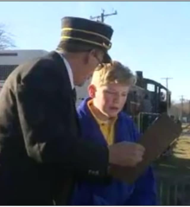 The Polar Express Train ride in Kingston is almost sold out.