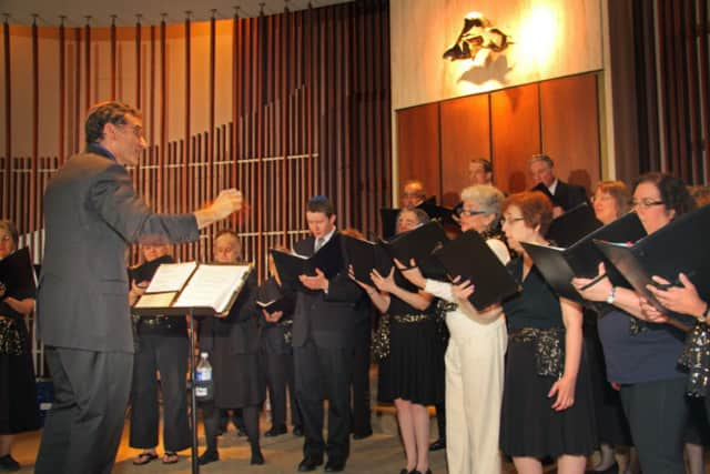 The Sound Shore Chorale needs new members,