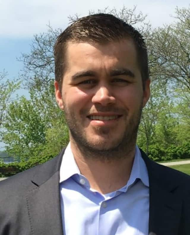 Kyle Tafuri, senior sustainability adviser at The Deirdre Imus Environmental Health Center®.