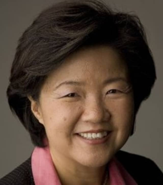 Kyung Hee Choi, VP of Asian Health Services at Holy Name Medical Center, will accept an award for the hospital on the White House grounds.