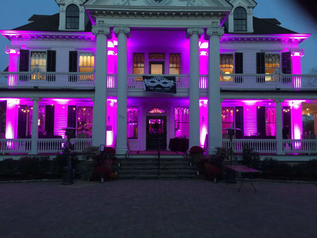 Lounsbury House in Ridgefield will host A Night of Wonder and Intrigue on Friday, Oct. 27