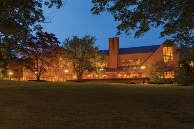 The exterior of LaKota Oaks in Norwalk,  Photograph courtesy LaKota Oaks