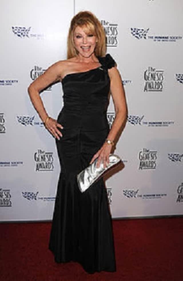 Audrey Landers turns 60 on Monday.