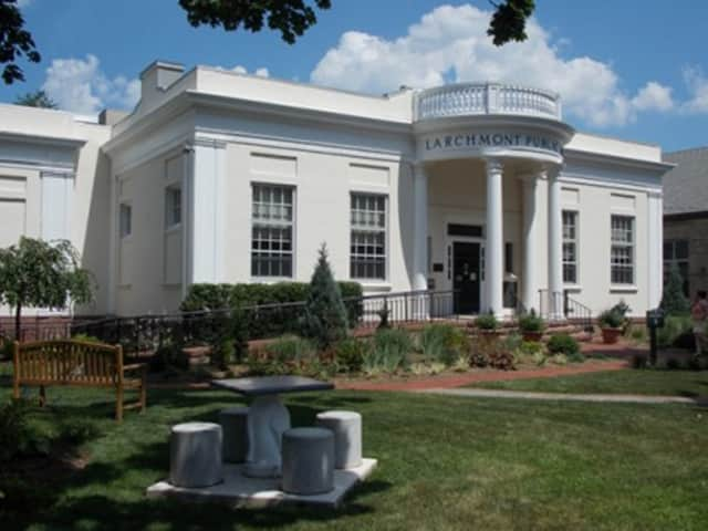 The Larchmont Public Library's out-of-date ramp for the handicapped will be replaced.