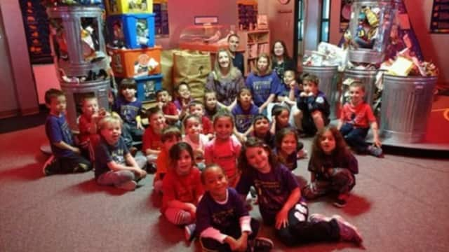 Woodglen Elementary's kindergarten students celebrated Earth Day with a week of educational activities.
