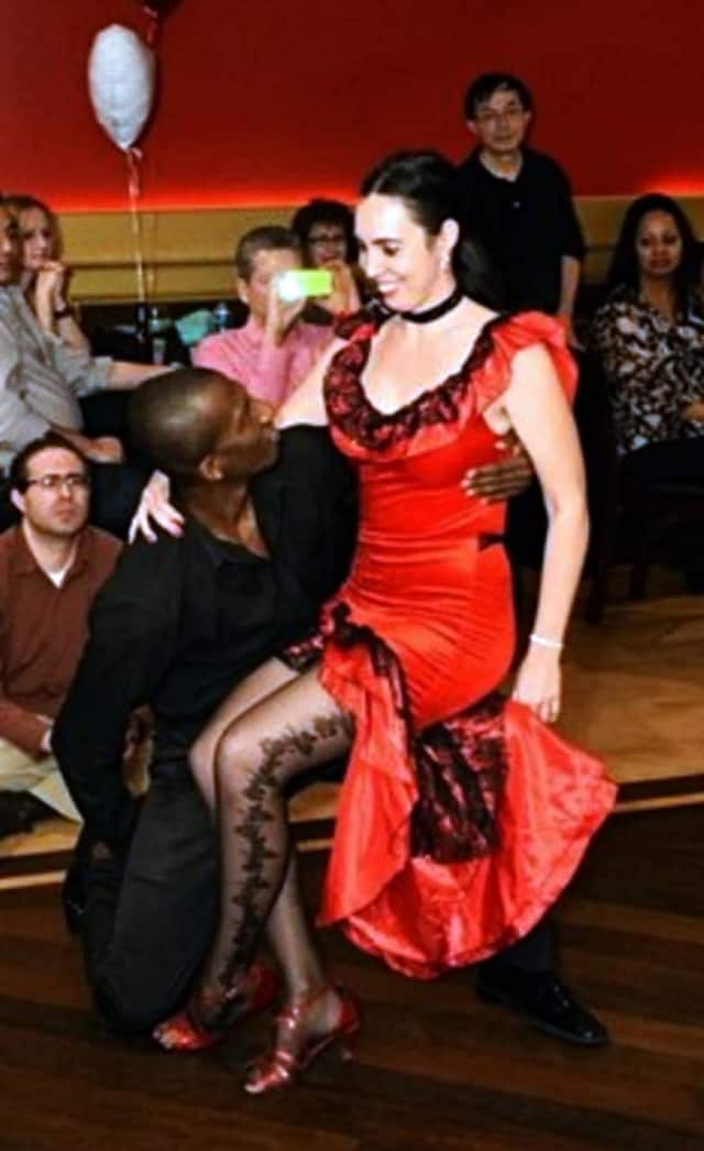 Latin dance instructor Judith Miranda is leading a series of classes on Thursdays until early June.