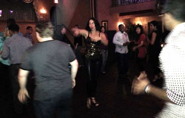 Take a Latin dance class at Bergenfield Library.